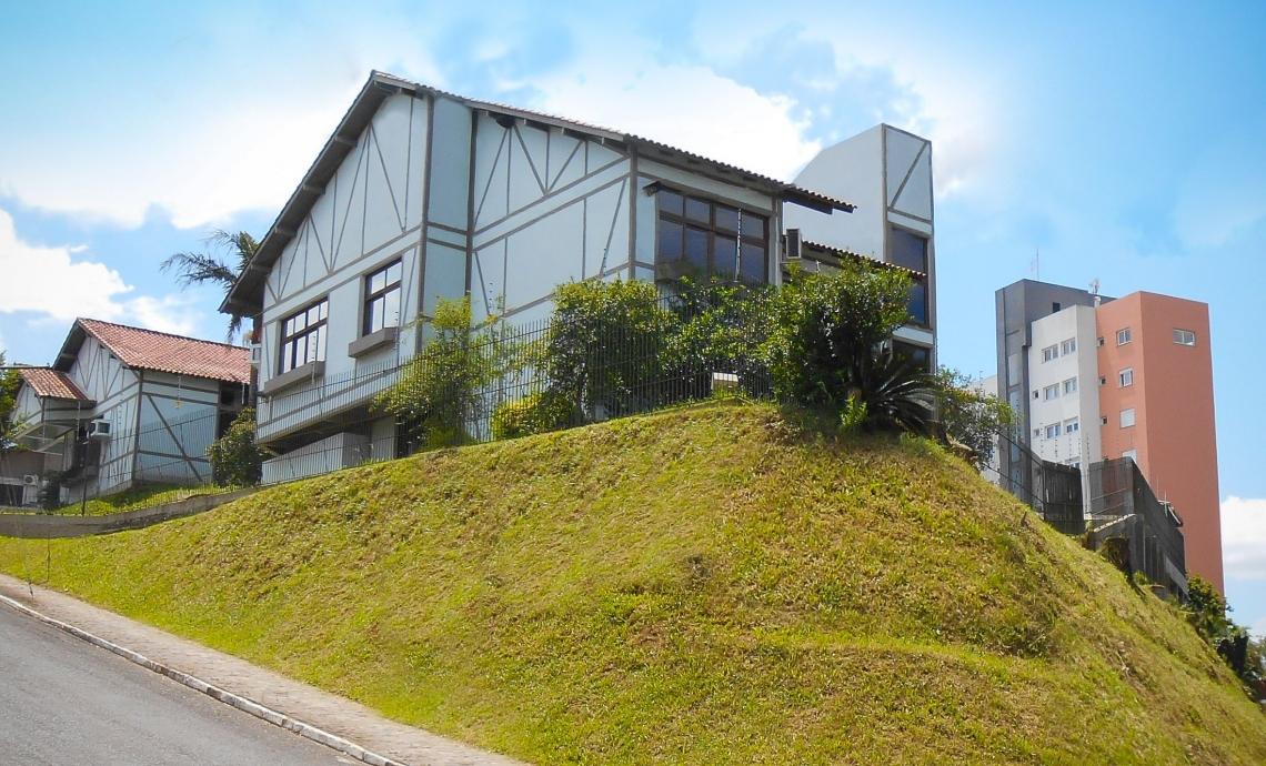 A sede própria da Rech Informática está construída em uma área de 4.000m2.