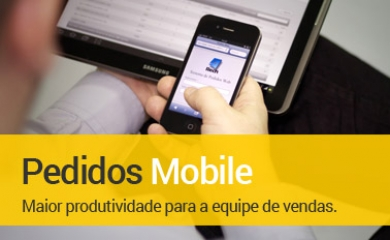 Pedidos Web e Mobile