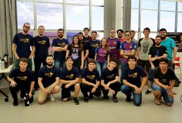 Participantes da Competição de Programação