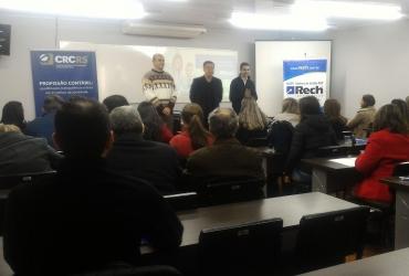 Rech Informática promove evento para clientes em Passo Fundo