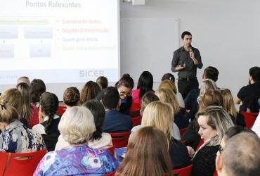 Rech Informática promoveu palestra sobre eSocial e o SST