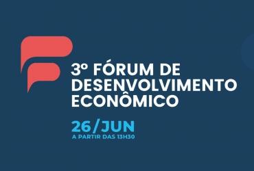 Rech Informática é um dos apoiadores do 3º Fórum de Desenvolvimento Econômico