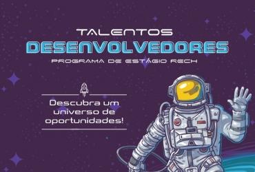 Inscrições abertas para o Programa Talentos Desenvolvedores 2020