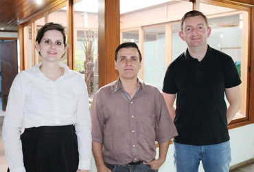 Novos desenvolvedores Rech