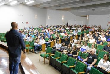 Palestra sobre Bloco K reuniu mais de 270 usuários