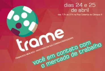 Rech Informática presente no TRAME 2014