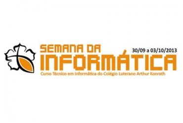 Rech Informática participa da Semana da Informática do Colégio Luterano Arthur Konrath