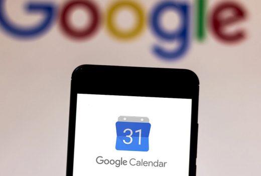 Integração com o Google Calendar - ERP SIGER