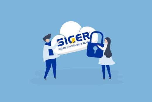 Serviços de Backup Cloud para o ERP SIGER