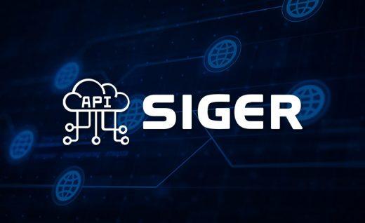 Conheça a API SIGER