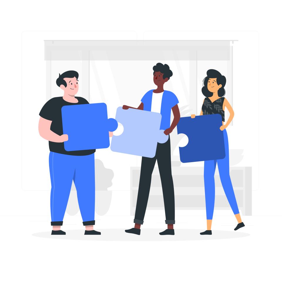 Construa uma equipe eficiente e multifuncional
