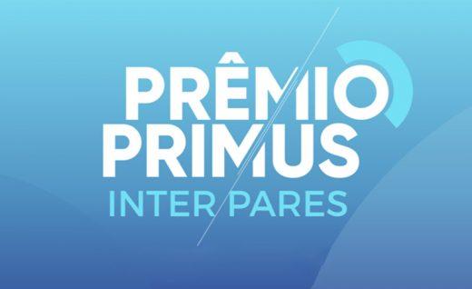Rech é patrocinadora do Prêmio Primus Inter Pares