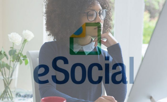 Aviso sobre o eSociall