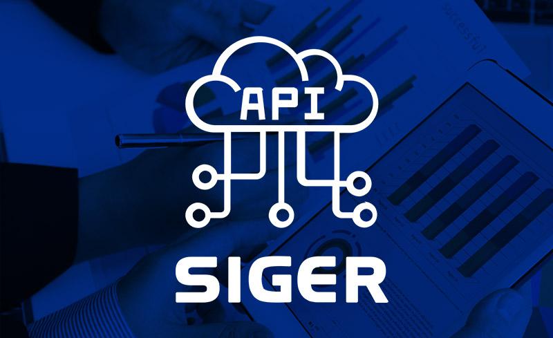 Lançamento de movimentos fiscais através da API SIGER