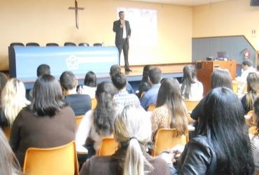 Consultor da Rech Informática realiza palestra na Ulbra Canoas