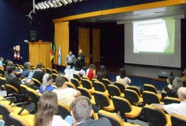 Rech Informática realiza demonstração para grupo de empresas em Nova Hartz