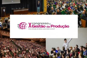 Rech Informática é patrocinadora do X Congresso de Gestão da Produção
