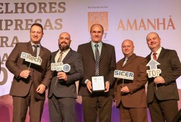 Rech Informática entre as Melhores Empresas para Trabalhar no RS e no Brasil