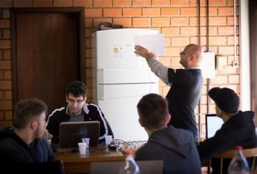 Veja como foi o Hackathon Rech