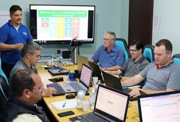 Metalúrgica Jama participa de treinamento na Rech Informática