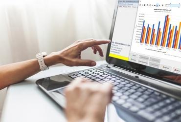 Gerador de Relatórios: gestão com informação