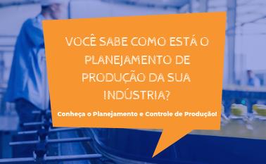 E-book - Planejamento de Produção na Indústria