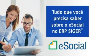 eSocial no ERP SIGER